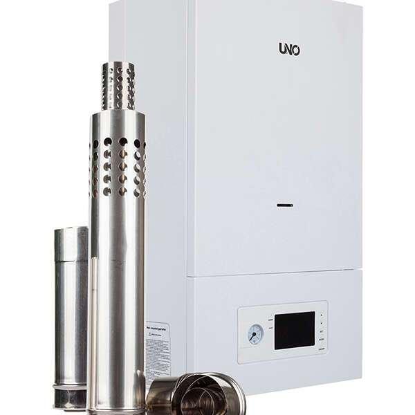 Газовый котёл UNO Piro 40 кВт