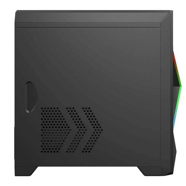 Корпус ПК без БП GameMax 6830 Ares (Micro ATX, Mini-ITX)