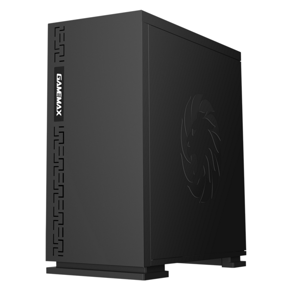 Корпус ПК без БП GameMax EXPEDITION H605-BLK