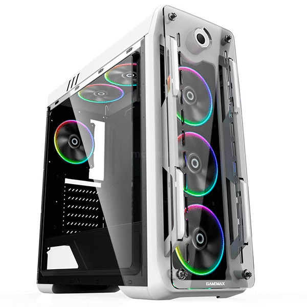Компьютерный корпус GameMax Optical G510 White