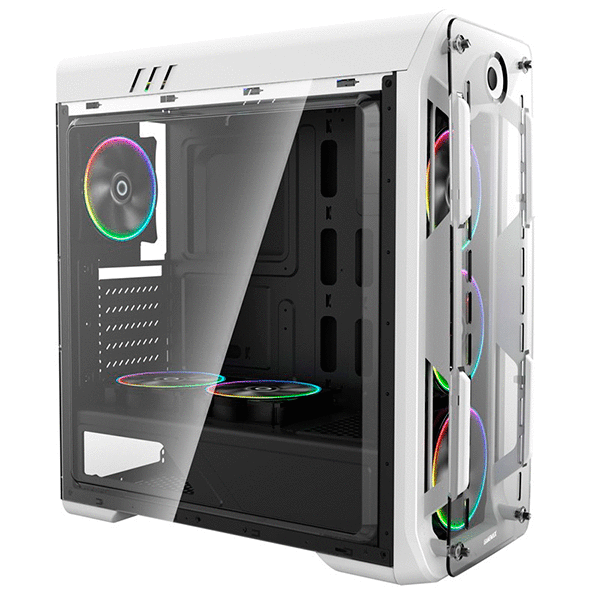 Корпус ПК без БП Optical G510 White (ATX/MICROATX/ ITX/MINI ITX)