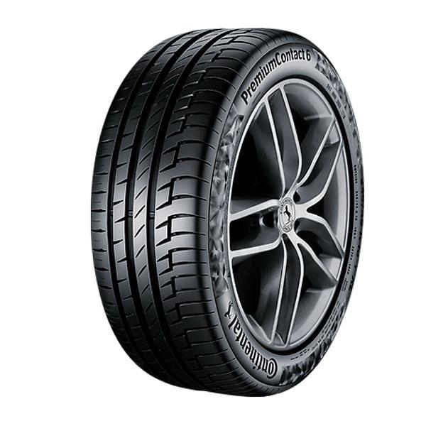 Летние шины Continental PremiumContact 6 215/55 R17 94V