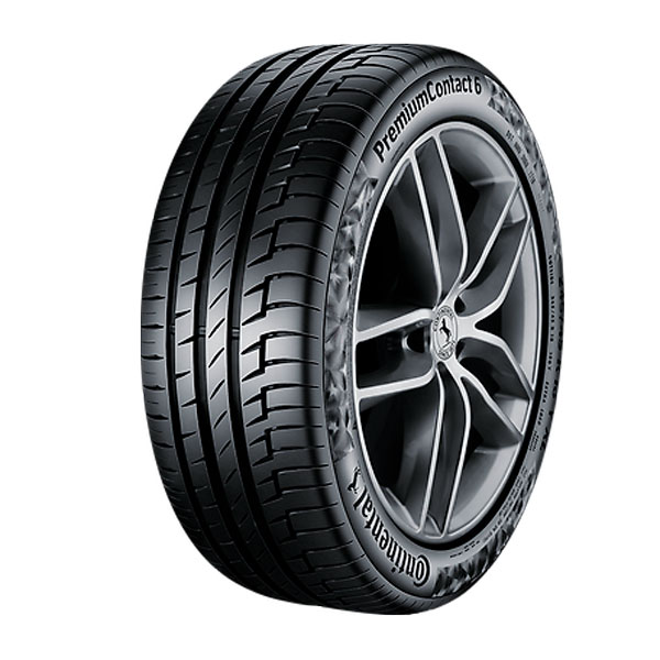 Летние шины Continental PremiumContact 6 225/45 R17 91V FR