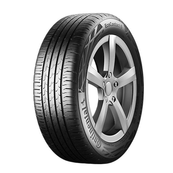 Летние шины Continental EcoContact 6 AO 215/65 R17 99H
