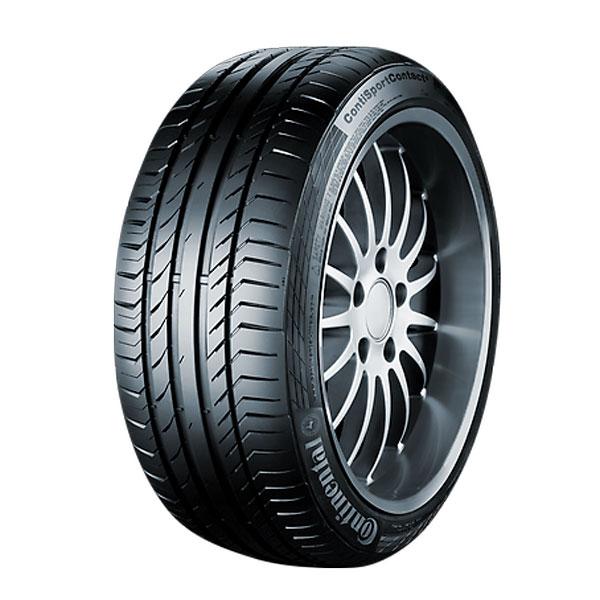 Летние шины Continental ContiSportContact 5 SUV VOL 235/60 R18 103H FR