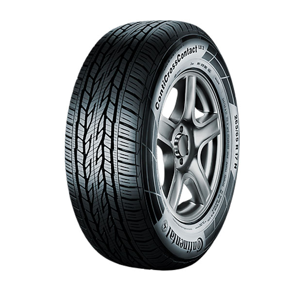 Летние шины Continental ContiCrossContact LX20 275/55 R20 111S