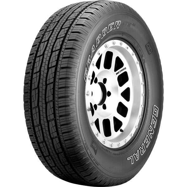 Летние шины General Tire FR Grabber HTS60 285/65 R17 116H