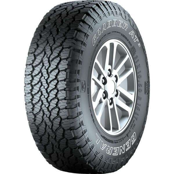 Летние шины General Tire FR Grabber AT3 265/60 R18 110H