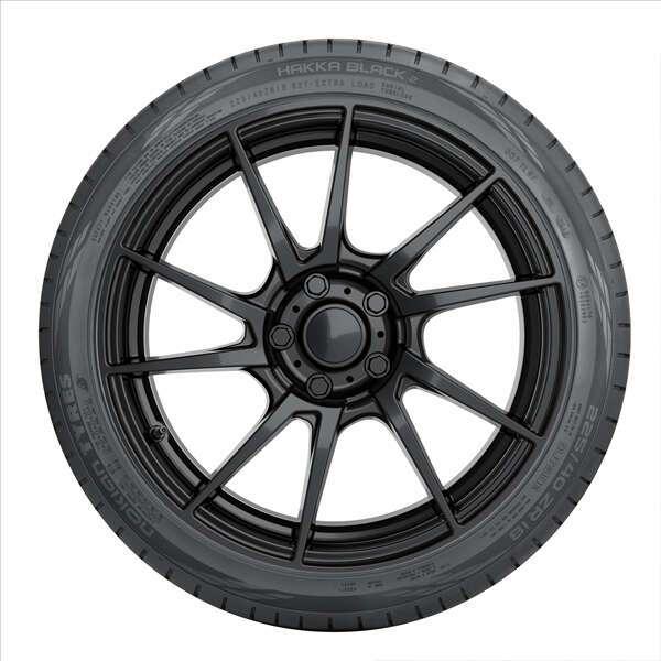 Летние шины Nokian Hakka Black 2 SUV 285/50 R20 W116