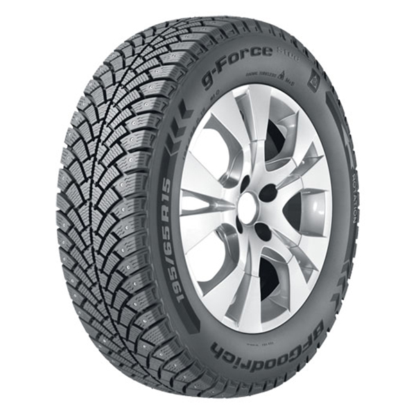 Зимние шины BF Goodrich G-Force Stud 185/65 R14 Q86