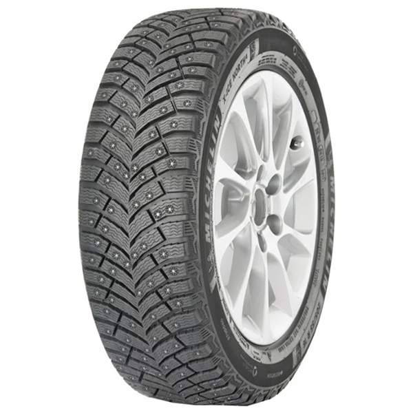 Зимние шины Michelin X-Ice North 2 215/60 R16 T99
