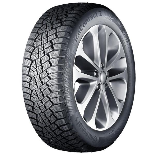 Зимние шины Continental IceContact 2 SUV 215/60 R17 T96