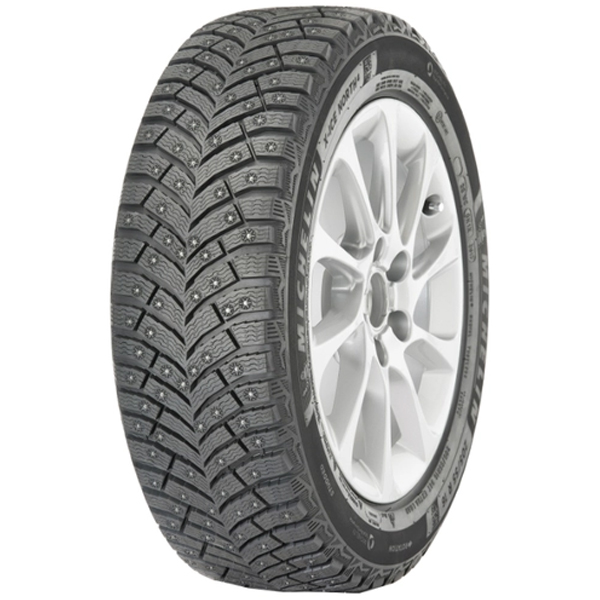 Зимние шины Michelin X-Ice North 4 215/60 R17 T100