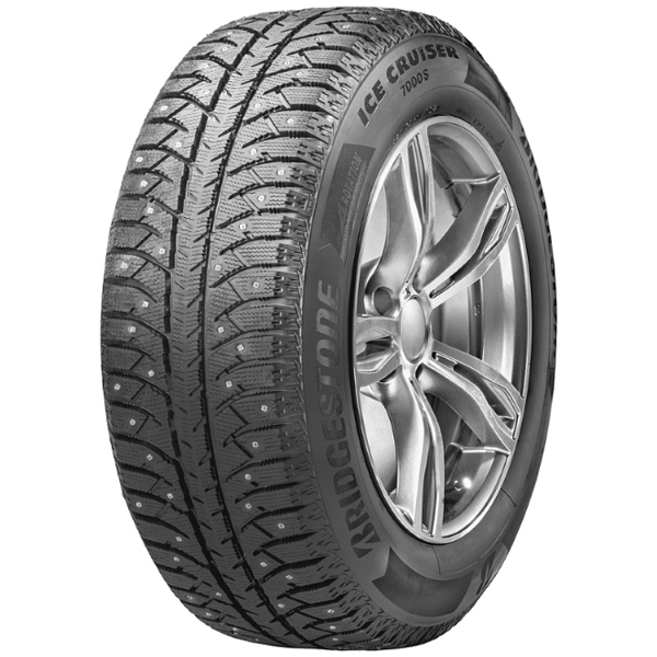 Зимние шины Bridgestone Ice Cruiser 7000S 225/60 R17 T99
