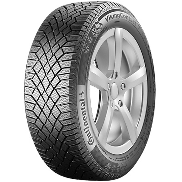 Зимние шины Continental Viking Contact 7 225/60 R18 T104