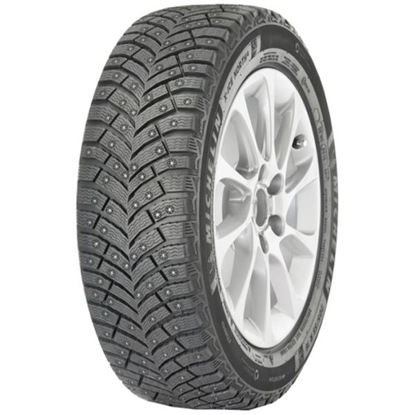 Зимние шины Michelin X-Ice North 4 225/60 R18 T104