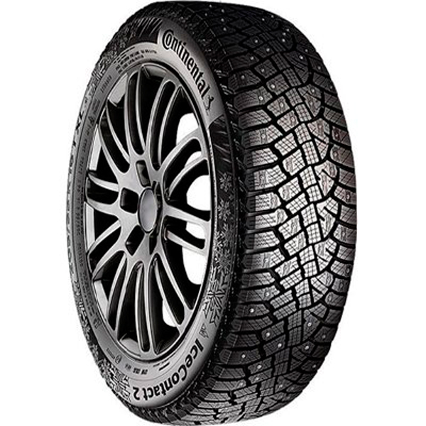 Зимние шины Continental Ice Contact 2 SUV 235/55 R17 T103