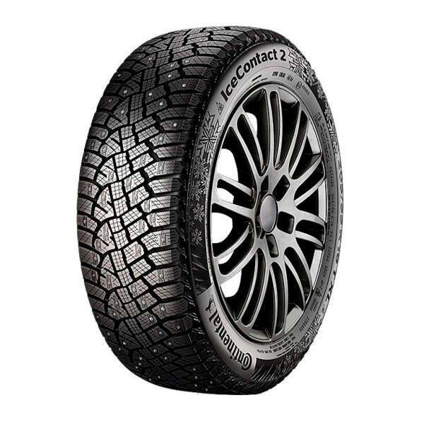 Зимние шины Continental Ice Contact 2 SUV 235/55 R18 T104