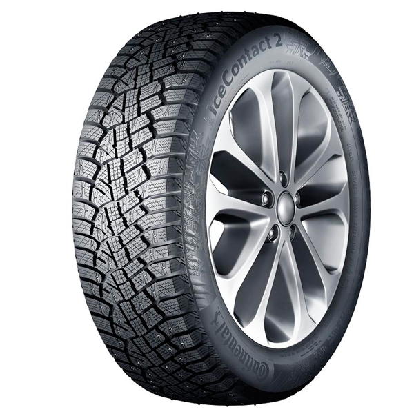 Зимние шины Continental Ice Contact 2 SUV 235/65 R18 T110