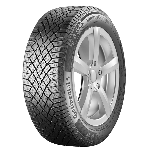 Зимние шины Continental Viking Contact 7 245/45 R18 T100