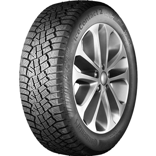 Зимние шины Continental IceContact 2 SUV KD 285/50R20 116T XL FR