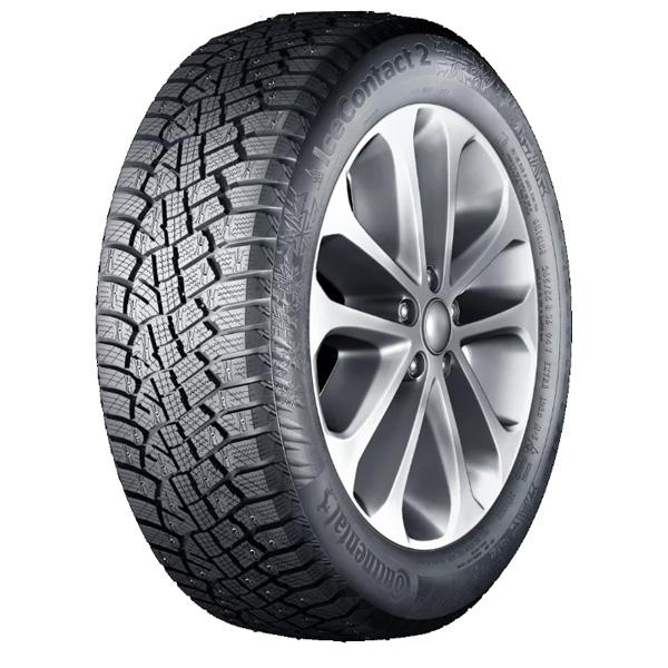 Зимние шины Continental ContiIceContact 2 255/55 R20 T110