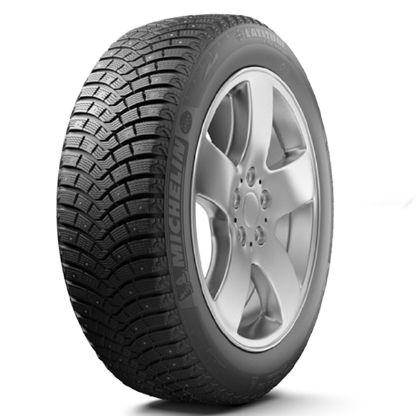 Зимние шины Michelin Lattitude X Ice North 2+ 265/50 R20 T111