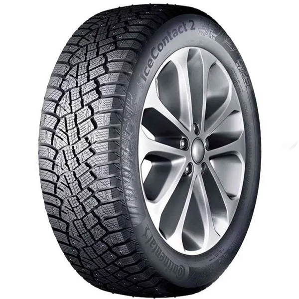 Зимние шины Continental Ice Contact 2 SUV 265/65 R17 T116