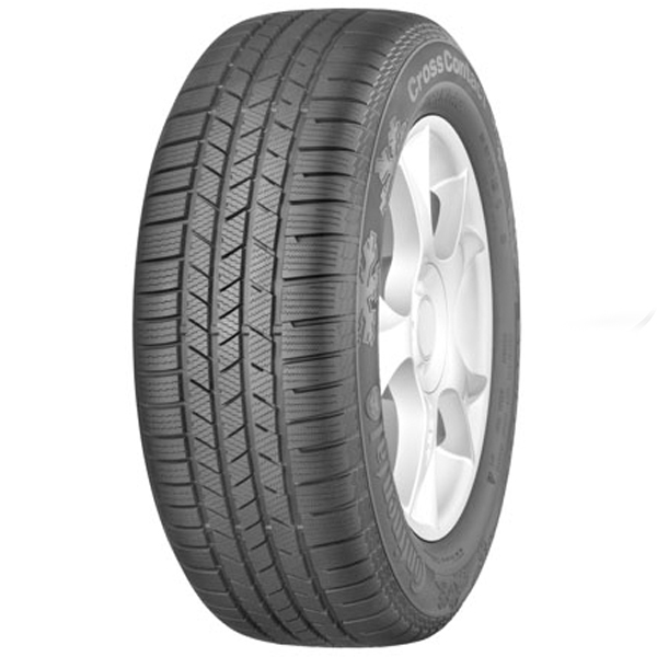 Зимние шины Continental CrossContact Winter 265/70 R16 T112