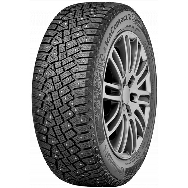 Зимние шины Continental Ice Contact 2 SUV 275/40 R20 T106