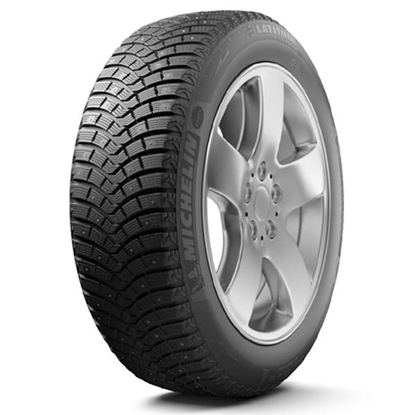Зимние шины Michelin Latitude X Ice North 2+ 275/45 R21 T110
