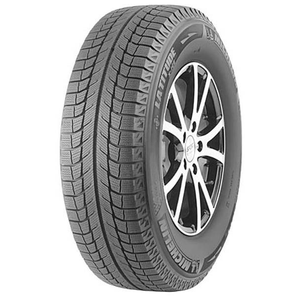 Зимние шины Michelin Lattitude X Ice 2 275/55 R20 T113