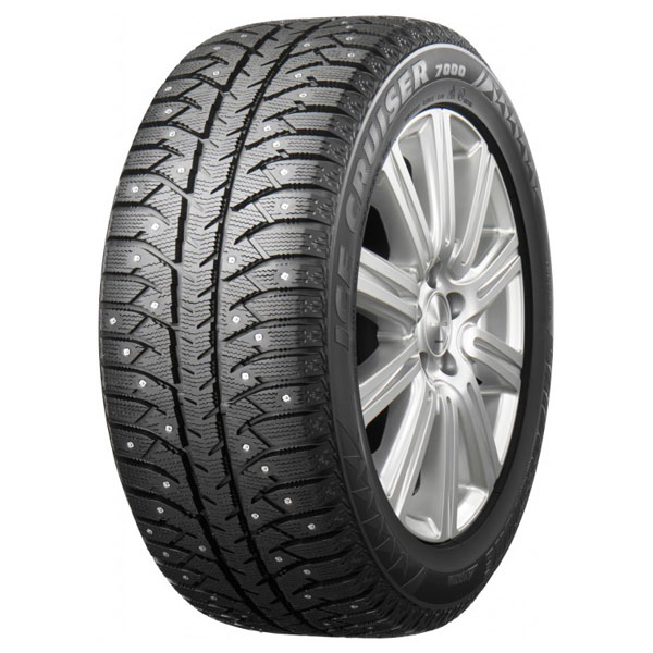 Зимняя шипованная шина Bridgestone Ice Cruiser 7000S 215/60 R16 95T