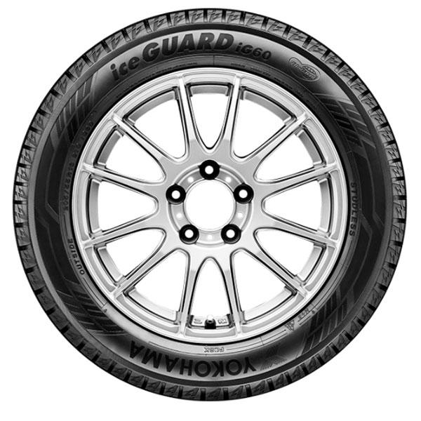 Легковые шины Yokohama 215/55 R17 94Q IG60