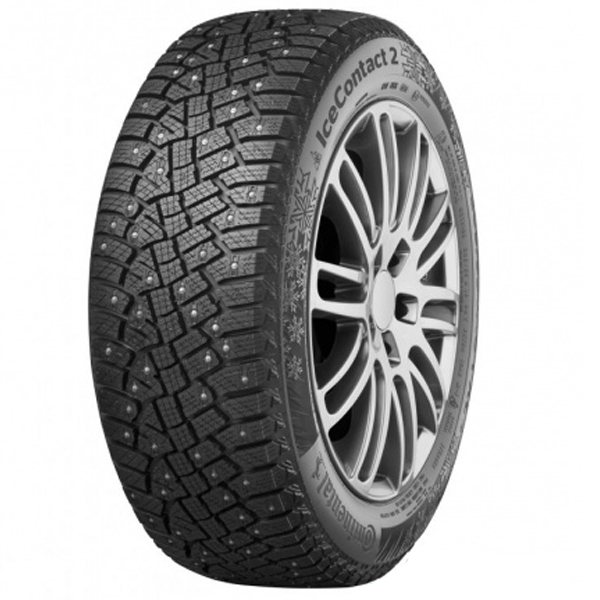 Зимние шины Continental IceContact 2 ContiSilent KD 255/40R19 100T XL FR + пакет