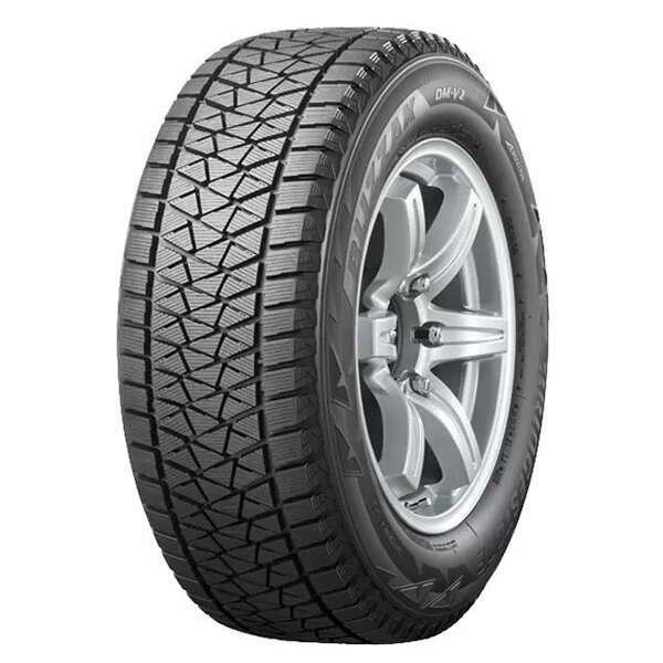 Зимние шины Bridgestone Blizzak DM-V2  225/55R18 98T + пакет