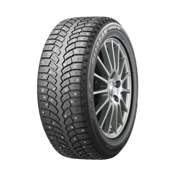 Зимние шины Bridgestone Blizzak SPIKE-01  285/60R18 116T + пакет