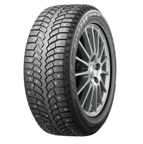 Зимние шины Bridgestone Blizzak SPIKE-01 265/45 R21 104T