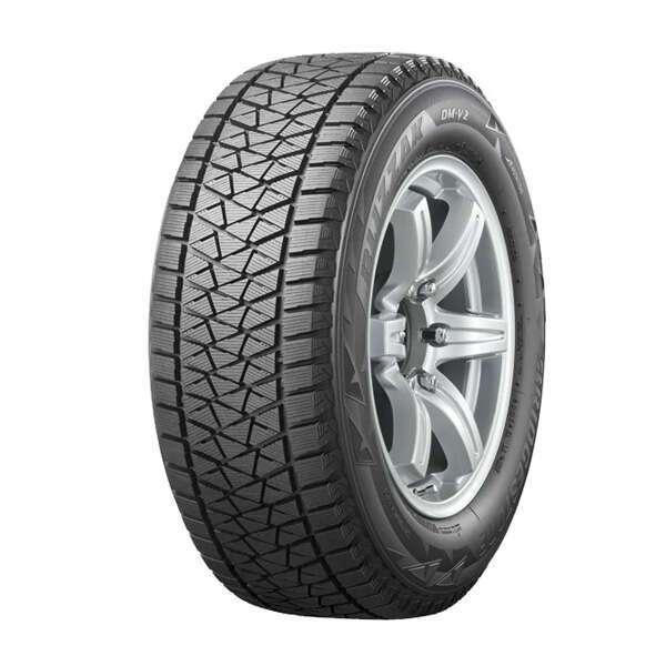Зимние шины Bridgestone Blizzak DM-V2 265/45 R21 104T