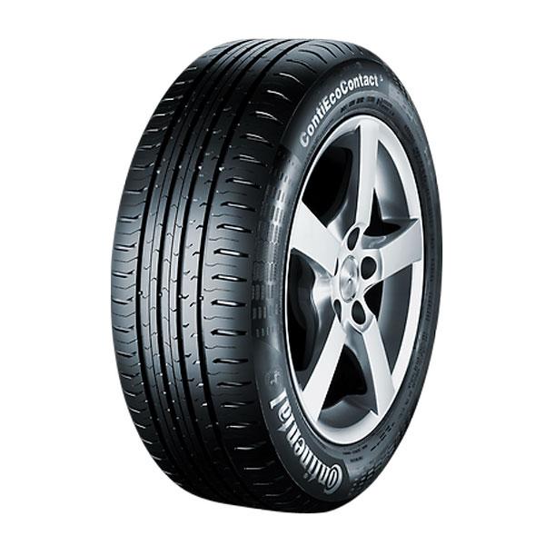 Летние шины Continental ContiEcoContact 5 195/65 R15 91T