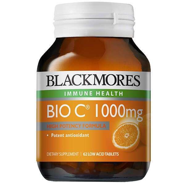 Биологически активная добавка Black Mores Bio C 1000mg