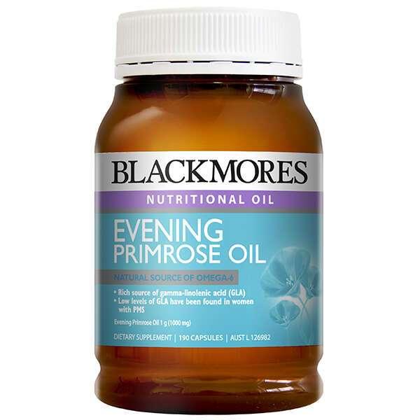 Биологически активная добавка Black Mores Evening Primrose Oil