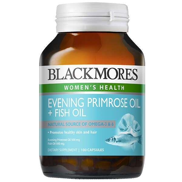 Биологически активная добавка Black Mores Evening Primrose Oil + FishOil