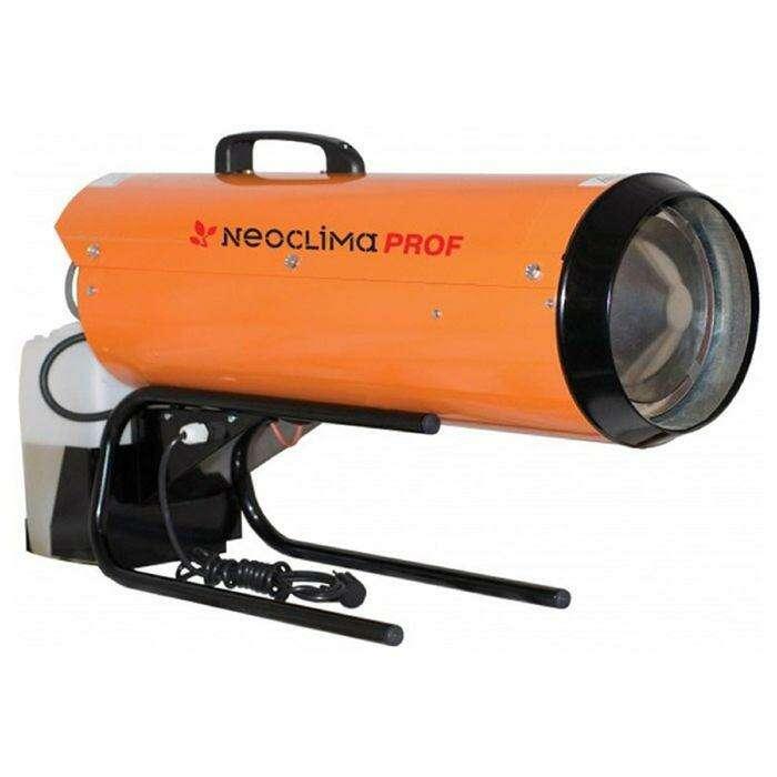 Тепловая пушка NeoClima NPD-14C, дизельная, 14 кВт, 230 м3/ч, 5 л, 1.86 л/ч