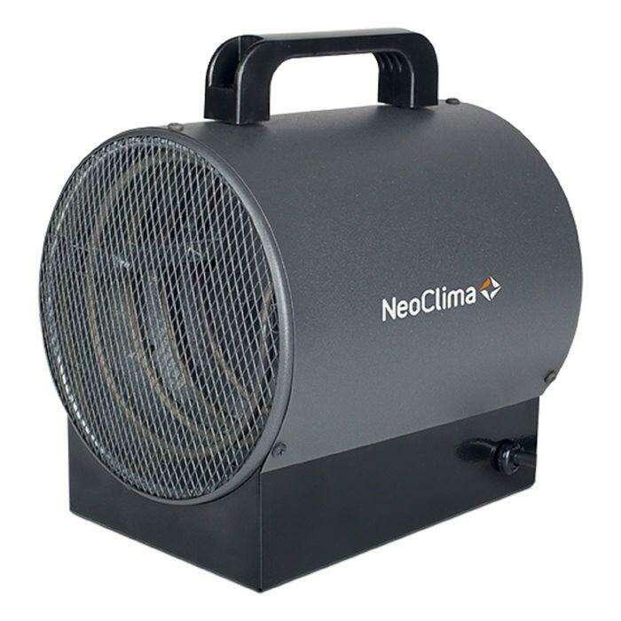 Тепловая пушка Neoclima ТПК-3М, электрическая, 1.5/3 кВт, 230 м3/час, 220 В
