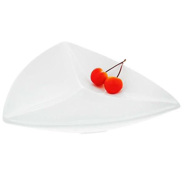 Менажница треугольная Wilmax England 24см (992585)