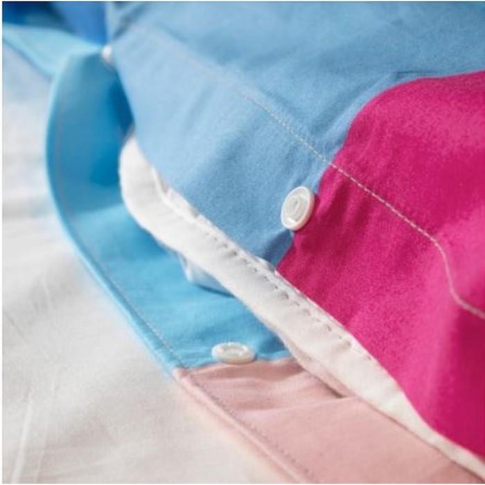 КПБ БРУНКРИСЛА, размер 150х200 см, 50х70 см, разноцветный
