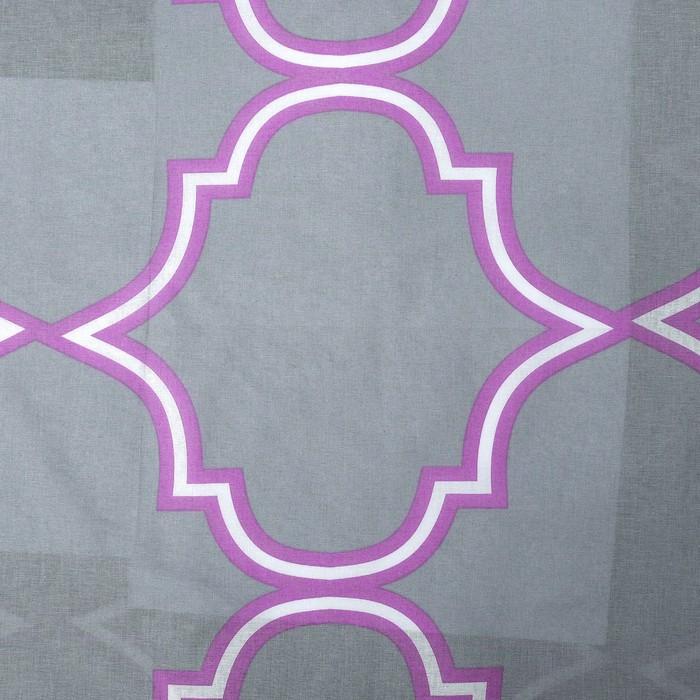 """Постельное бельё """"Этель"""" 1,5 сп. Утро в Марокко 143х215 см, 150х214 см, 70х70 см - 2 шт, поплин 125 г/м²"""