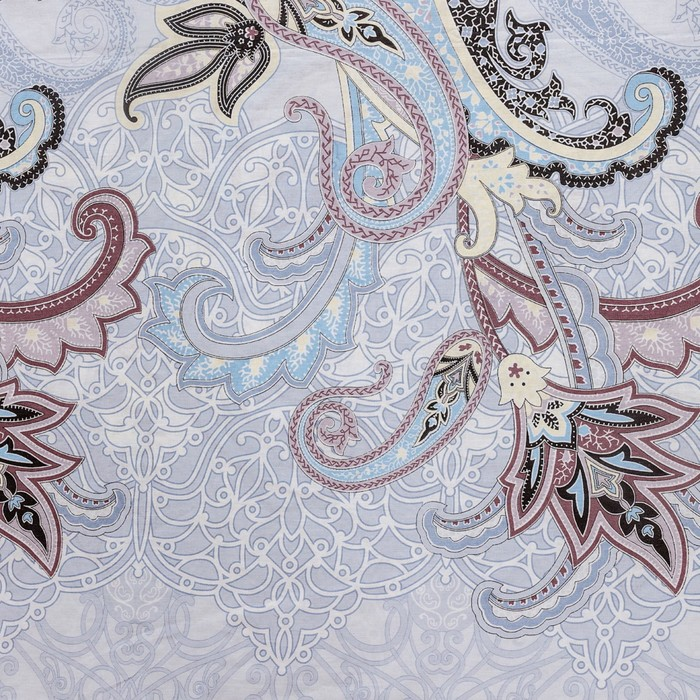 Постельное бельё Евро Ночь Нежна «Восточные пряности», 200х220, 200х220, 70х70см — 2 шт
