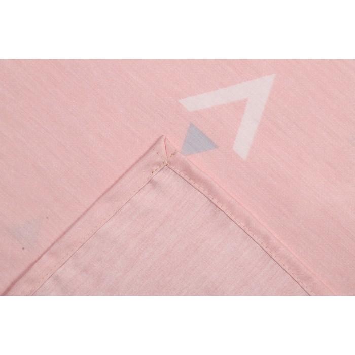 Постельное бельё АТРА 1,5сп 150х215, 150х215, 70х70см 2шт сатин 125г/м хл100%